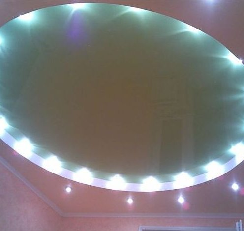 Натяжные потолки Энгельс 1